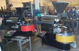 Tostadora de café cacao maní granos fabricamos desde 3 kilos en adelante molino trilladora