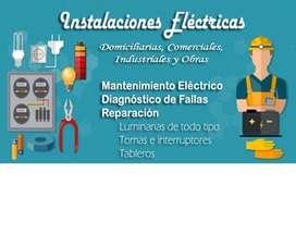 Técnico eléctricista
