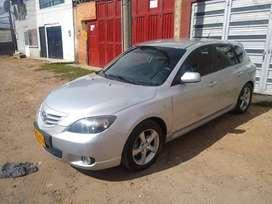 Vendo hermoso Mazda 3 2006