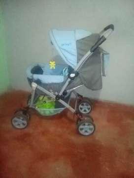 Cochecito bebé usado
