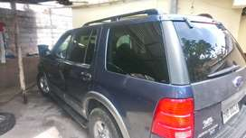 Se vende ford explorer 4.0
