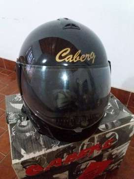 Casco Caberg helmet rebatible