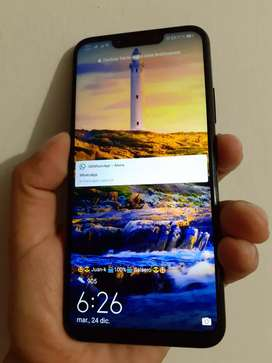 Vendo cell Huawei Mate 20 lite seminuevo duos imei original y homologado precio fijo estado 10 /10 todo legal.