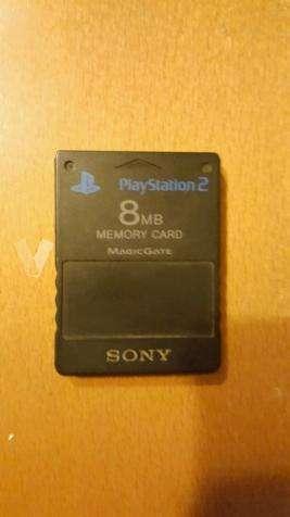 Memoria de 8gb para Play2 Original 0