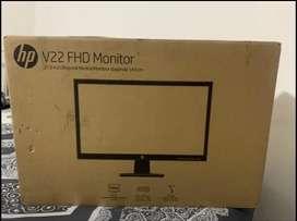 Monitor HP 22 Nuevo HDMI y vga