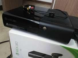 Xbox 360 slim e configuración 5.0