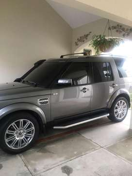 Land Rover Discovery LR4