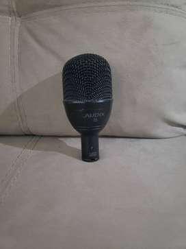 Micrófono Audix f6