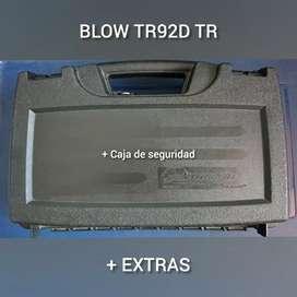 BLOW TR92D + Extras