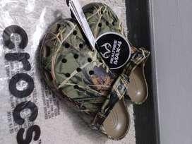 Crocs Originales Realtree Nuevas M10-w12, Eur43-44