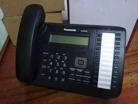 Teléfonos operadores Panasonic KX-DT543 Como nuevo