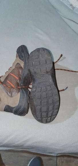 Zapatillas de Trekking Talla 37 Liquido