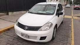 Vendo Nissan Tiida 2012 GLP