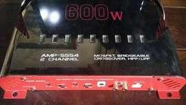 Potencia 600w para Auto