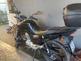 Honda titan 150 1530 km