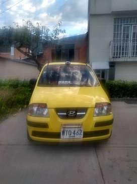 Hyundai Atos taxi 2009 exelente estado