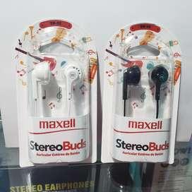 Auriculares Maxell
