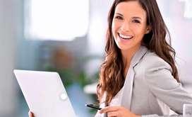 Se busca secretaria para trabajar 8 horas diarias. Con o sin experiencia