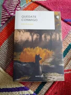 Libro Quédate conmigo - Inés Acevedo