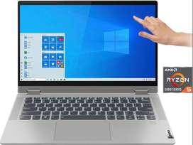 Notebook Lenovo Amd Ryzen 5 5500u Ssd256gb 8gb 15.6 Fhd W10
