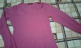 Lote de blusas poco uso