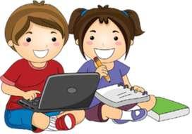 Refuerzos y apoyo pedagógico para niños y niñas de primaria