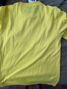 Sudadera Color Amarillo
