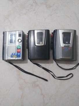 Grabadora Cassette Sony