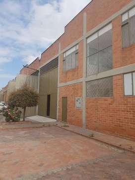 Bodega 1.154 m2 Ubicada en Mosquera/Cund, Conjunto Industrial Montana