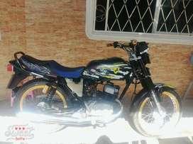 Se Vende Una Moto Susuki 2012
