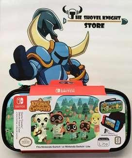 Estuche Animal Crossing - Nintendo Switch