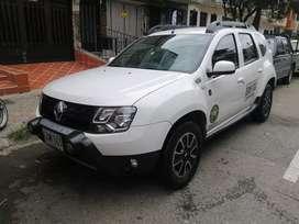 Renault duster 4x4 placa blanca servicio publico publica con trabajo