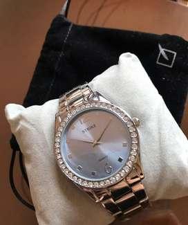 Día de la Madre: Reloj para Dama con Cristales