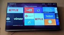 Smart TV 55 pulgadas marca Riviera