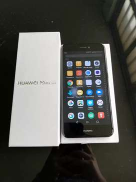 Vendo celular buen estado P9 Lite 2017