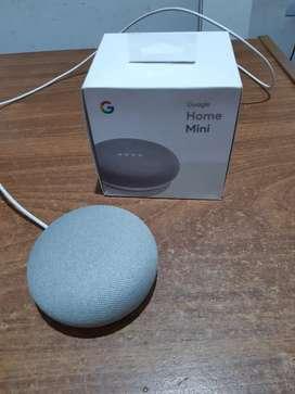 Vendo Google Home mini