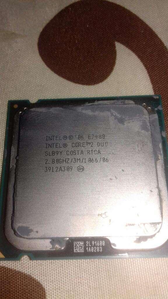 Procesador intel core 0