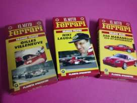 Cassettes en VHS para coleccionistas