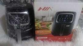 Freidora de aire caliente Multifuncional NIA 4 lts