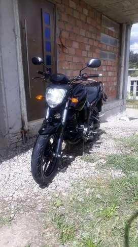 De oportunidad vendo moto