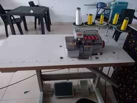 maquinas de coser taller confeccion