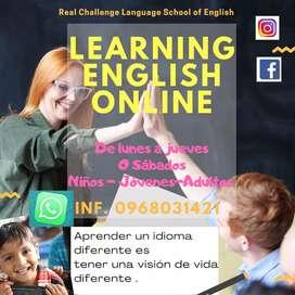 Clases de inglés y cursos