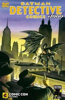 Comic Batman Exclusivo