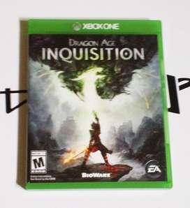 DRAGON AGE INQUISITION XBOX ONE, S, X