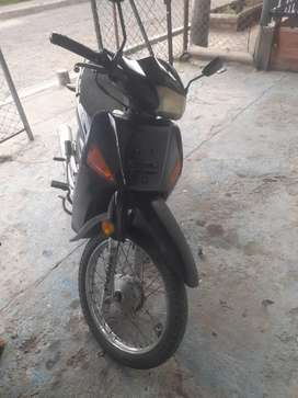 Moto honda c100