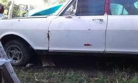 Chevrolet 400 sin motor, con papeles