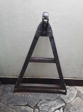 Vendo Lanza triangulo.