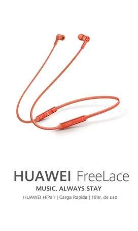 Audífonos freelace Huawei originales