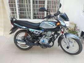 Vendo Moto- Boxer 125 modelo 2022  Prácticamente nueva no paga impuesto