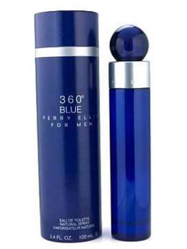 Perfume 360 Blue for Man de Perry Ellis para Caballero 100ml ORIGINAL